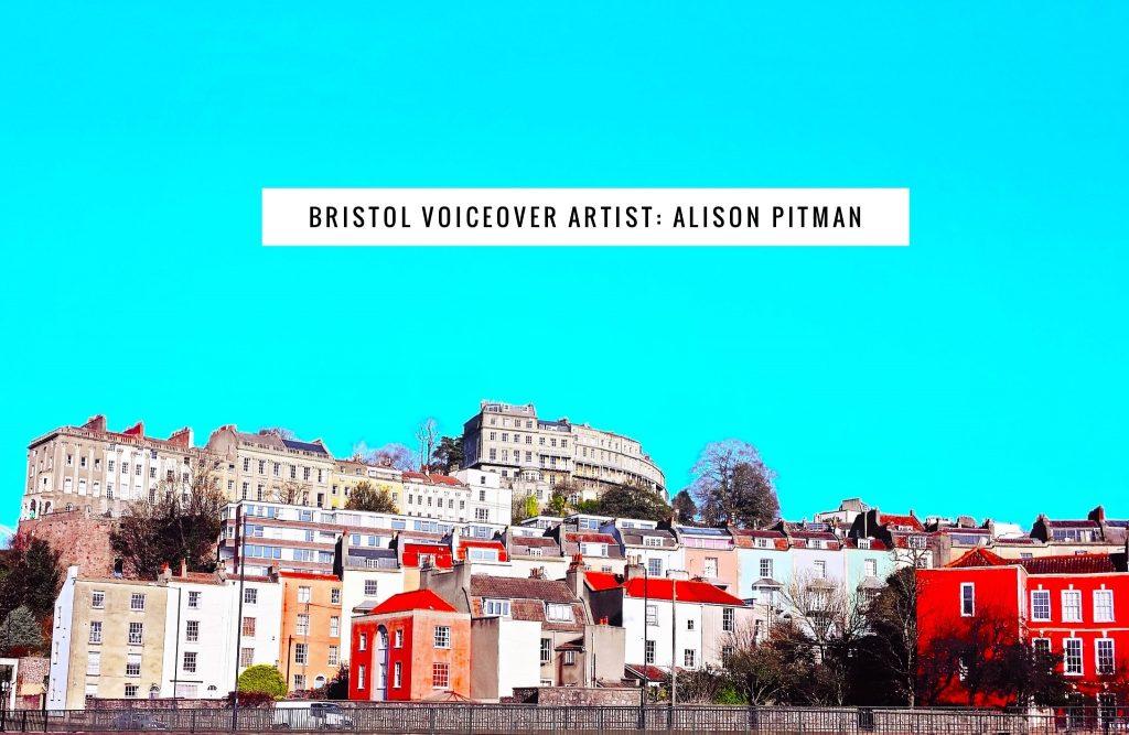 British Female Voiceover: Bristol Voiceover Artist Alison Pitman